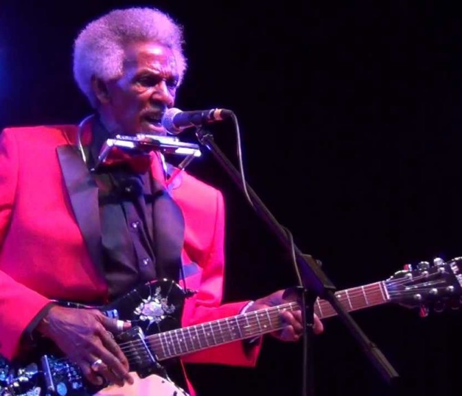 Lil' Jimmy Reed dolazi na Zagreb International Blues Festival