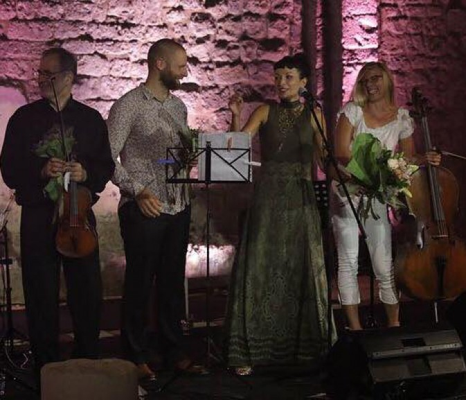 Homage to Erik Satie by Ines Trickovic & Friends