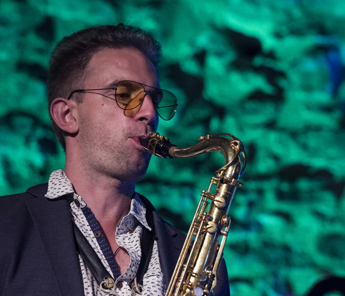 Lenart Krečič i Jazz orkestar HRT-a: Mind Change Big Band