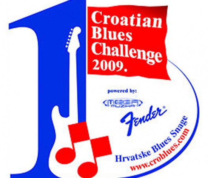 1. CROATIAN BLUES CHALLENGE 2009.