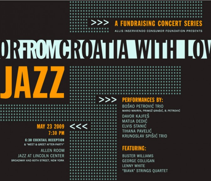FORFROMCROATIA WITH LOVE - JAZZ