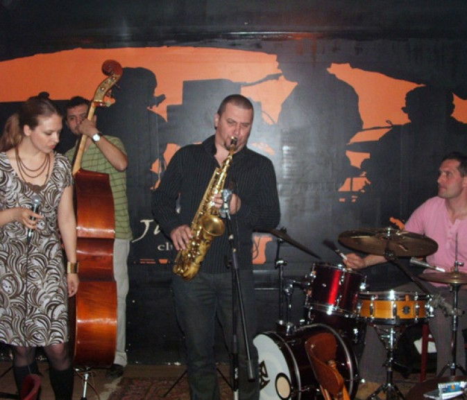 Maja Savich & Razz Working Unit u Jazz Clubu