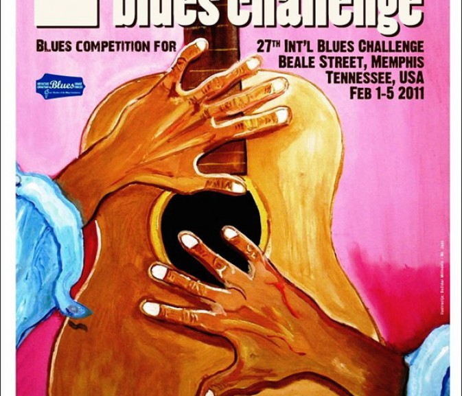 2 nd Croatian Blues Challenge