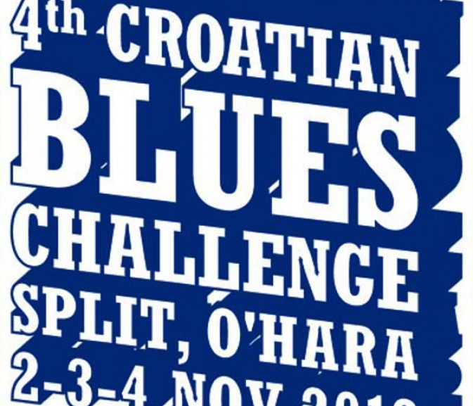 Poznati sudionici 4th Croatian Blues Challengea