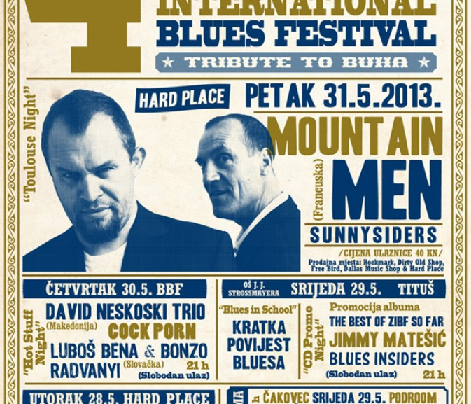 4. Zagreb International Blues Festival