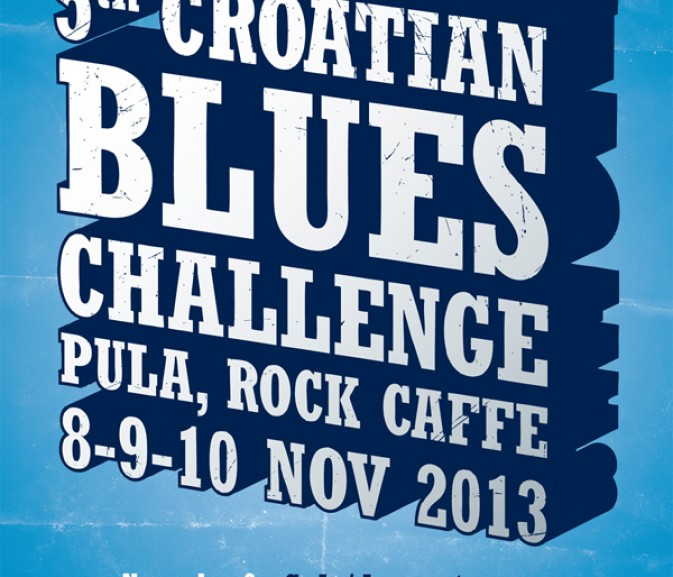 5th Croatian Blues Challenge u Puli